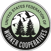 logo for United States Federation of Worker Cooperatives